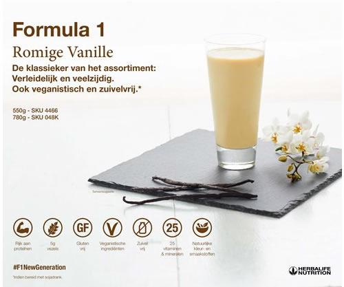 Verwen jezelf met een heerlijke Herbalife shake!