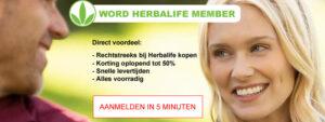 Herbalife member worden